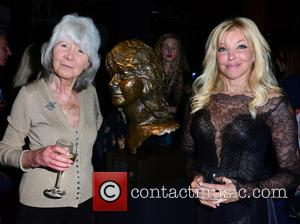 Jilly Cooper, Elaine Paige, Ainsley Harriott and Joanna Lumley attend a private view of 'Heads at the Tower' A Retrospective...