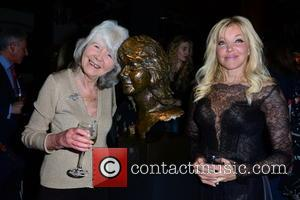 Jilly Cooper and Frances Segelman