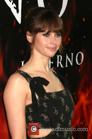Felicity Jones at a Directors Guild of America special screening of 'Inferno'. Los Angeles, California, United States - Tuesday 25th...
