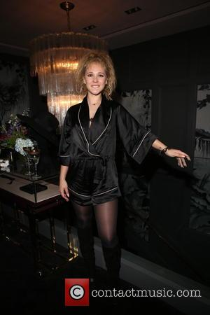 Juno Temple at the afterparty for a private screening of David Lynch's 1986 movie 'Blue Velvet' sponsored by Agent Provocateur....