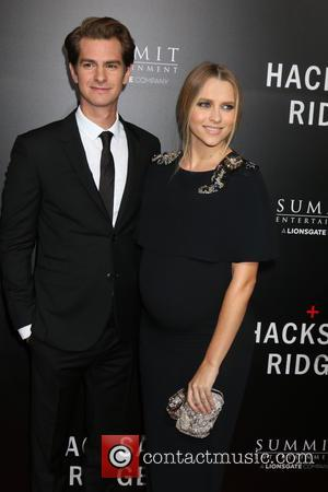 Andrew Garfield and Teresa Palmer