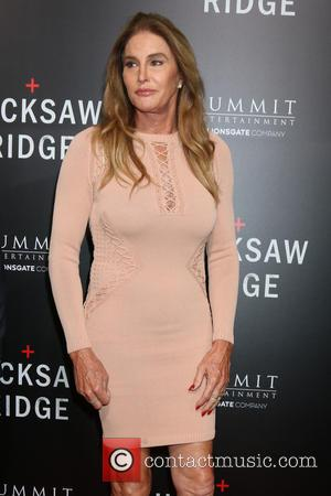 Caitlyn Jenner at a screening of