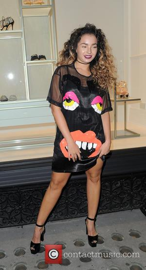 Ella Eyre attends the opening party for Giuseppe Zanotti's flagship store in Mayfair, London. UK - London, United Kingdom -...