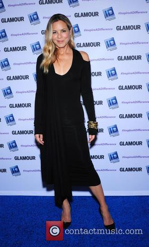 Maria Bello seen at the 2016 Inspire A Difference Gala held at Dream Downtown Hotel - New York City, United...