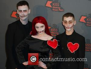 Clean Bandit, Jack Patterson, Grace Chatto and Luke Patterson