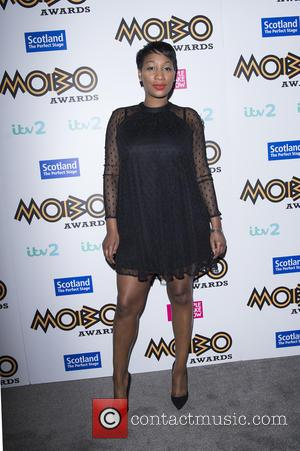 Terri Walker at a MOBO Awards Pre-Show held at Cadogan Hall, London, United Kingdom - Thursday 27th October 2016