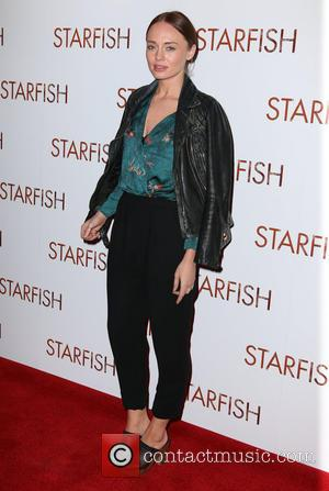 Laura Haddock on the red carpet for the UK Premiere of Starfish held at Curzon, Mayfair, London, United Kingdom -...
