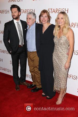 Tom Riley, Tom Ray, Nicola Ray and Joanne Froggatt