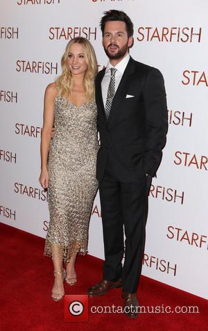 Joanne Froggatt and Tom Riley