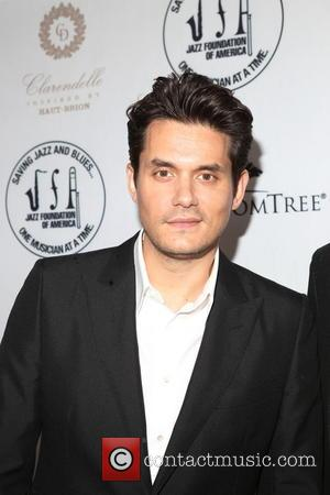 John Mayer at the 15th Annual 'A Great Night in Harlem' Gala Concert held at the Apollo Theater Honoring Dr....
