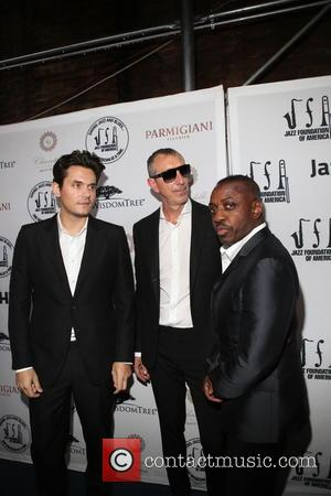 John Mayer, Pino Palladino and Steve Jordon