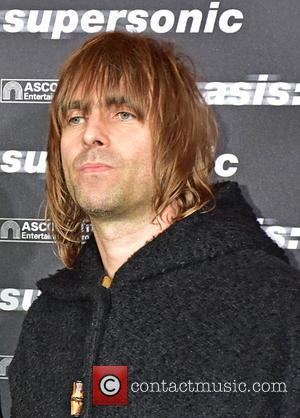 Liam Gallagher at the German premiere of 'Oasis Supersonic' held at Kino International, Berlin, Germany - Thursday 27th October 2016