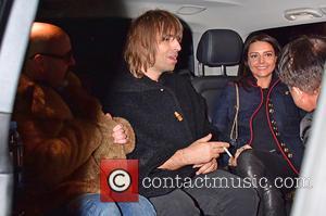 Paul Bonehead Arthurs, Liam Gallagher and Guest