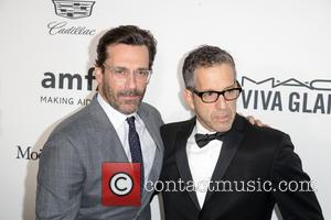 Jon Hamm and Kenneth Cole