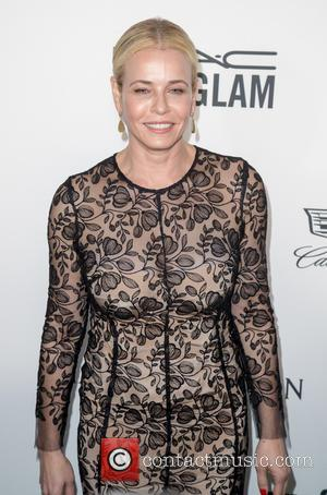 Chelsea Handler at the amfAR's Inspiration Gala Los Angeles held at Milk Studios, Los Angeles, California, United States - Thursday...