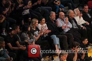 Jack Nicholson and Karlie Kloss