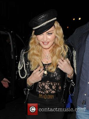 Madonna Twerks In Preview For 'Carpool Karaoke' With James Corden