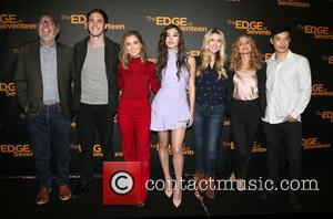 James L. Brooks, Blake Jenner, Haley Lu Richardson, Hailee Steinfeld, Kelly Fremon Craig, Kyra Sedgwick and Hayden Szeto