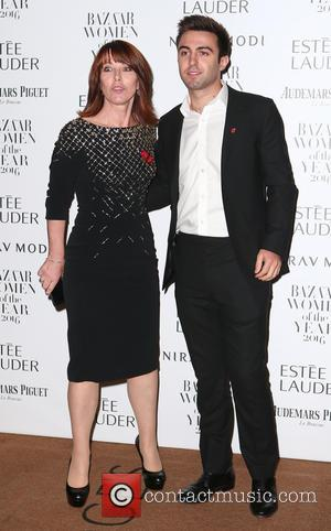 Kay Burley at Harper's Bazaar Women of the Year awards held at Claridge's - London, United Kingdom - Monday 31st...