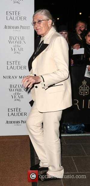 Vanessa Redgrave at Harper's Bazaar Women of the Year awards held at Claridge's - London, United Kingdom - Monday 31st...