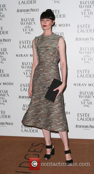 Erin O'Connor at Harper's Bazaar Women of the Year awards held at Claridge's - London, United Kingdom - Monday 31st...