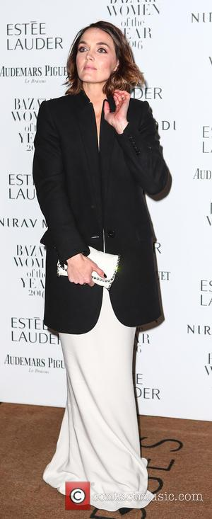 Victoria Pendleton at Harper's Bazaar Women of the Year awards held at Claridge's - London, United Kingdom - Monday 31st...