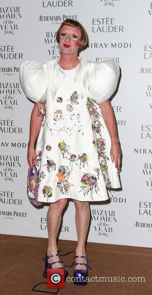 Grayson Perry at Harper's Bazaar Women of the Year awards held at Claridge's - London, United Kingdom - Monday 31st...