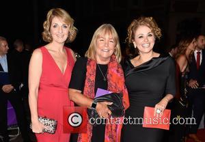 Kaye Adams, Linda Robson and Nadia Sawalha