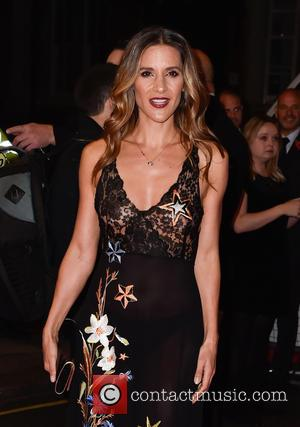 Amanda Byram at the 2016 The Pride of Britain Awards held at The Grosvenor Hotel, London, United Kingdom - Monday...
