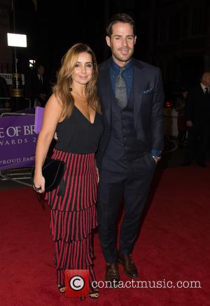 Louise Redknapp and Jamie Redknapp at the 2016 The Pride of Britain Awards held at the Grosvenor Hotel, London, United...
