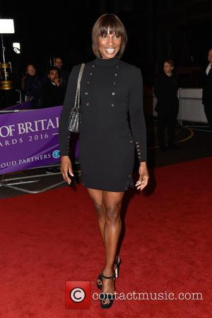 Denise Lewis at the 2016 The Pride of Britain Awards held at the Grosvenor Hotel, London, United Kingdom - Monday...