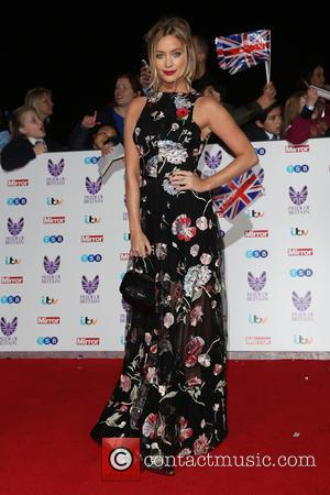 Laura Whitmore at the 2016 The Pride of Britain Awards held at The Grosvenor Hotel, London, United Kingdom - Monday...
