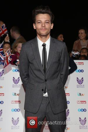 Louis Tomlinson at the 2016 The Pride of Britain Awards held at The Grosvenor Hotel, London, United Kingdom - Monday...