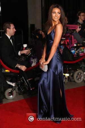 Michelle Keegan and Mark Wright at the 2016 The Pride of Britain Awards held at The Grosvenor Hotel, London, United...