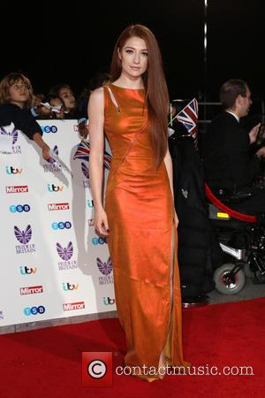 Nicola Roberts at the 2016 The Pride of Britain Awards held at The Grosvenor Hotel, London, United Kingdom - Monday...