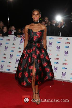 Alesha Dixon at the 2016 The Pride of Britain Awards held at The Grosvenor Hotel, London, United Kingdom - Monday...