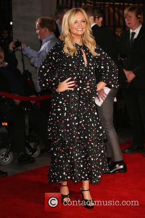 Emma Bunton at the 2016 The Pride of Britain Awards held at the Grosvenor Hotel, London, United Kingdom - Monday...
