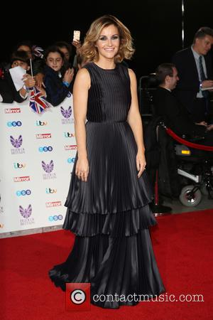 Helen Skelton at the 2016 The Pride of Britain Awards held at the Grosvenor Hotel, London, United Kingdom - Monday...