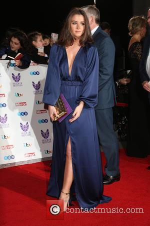 Brooke Vincent at the 2016 The Pride of Britain Awards held at the Grosvenor Hotel, London, United Kingdom - Monday...