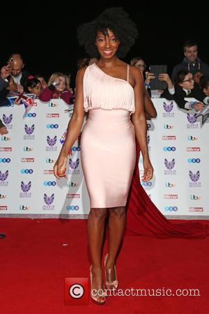Jamelia at the 2016 The Pride of Britain Awards held at the Grosvenor Hotel, London, United Kingdom - Monday 31st...