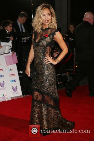 Myleene Klass at the 2016 The Pride of Britain Awards held at the Grosvenor Hotel, London, United Kingdom - Monday...