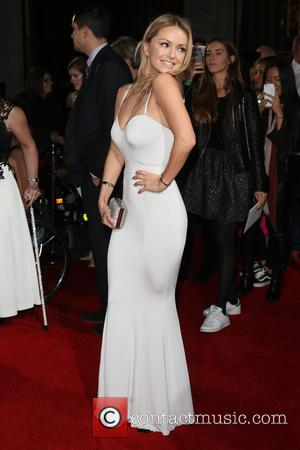 Ola Jordan at the 2016 The Pride of Britain Awards held at the Grosvenor Hotel, London, United Kingdom - Monday...