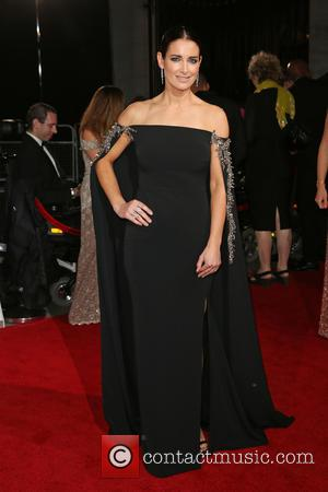 Kirsty Gallacher at the 2016 The Pride of Britain Awards held at the Grosvenor Hotel, London, United Kingdom - Monday...