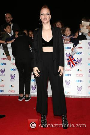 Hold My Hand singer Jess Glynne at the 2016 The Pride of Britain Awards held at the Grosvenor Hotel, London,...