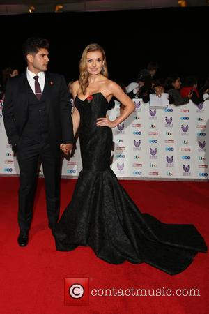Katherine Jenkins at the 2016 The Pride of Britain Awards held at The Grosvenor Hotel, London, United Kingdom - Monday...