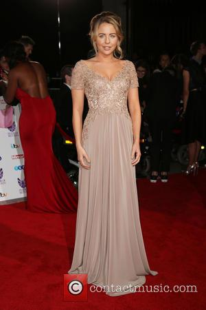 Lydia Bright at the 2016 The Pride of Britain Awards held at The Grosvenor Hotel, London, United Kingdom - Monday...