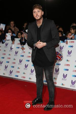 James Arthur at the 2016 The Pride of Britain Awards held at The Grosvenor Hotel, London, United Kingdom - Monday...