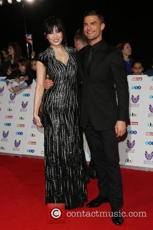 Aljaz Skorjanec and Daisy Lowe