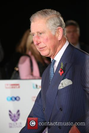 Prince Charles at the 2016 The Pride of Britain Awards held at The Grosvenor Hotel, London, United Kingdom - Monday...