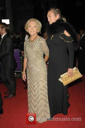 Mary Berry at the 2016 Pride of Britain Awards held at The Grosvenor House Hotel, London, United Kingdom - Tuesday...